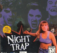 night trap ss - Exclusive First Look Trailer for Night Trap Comic Checks In!