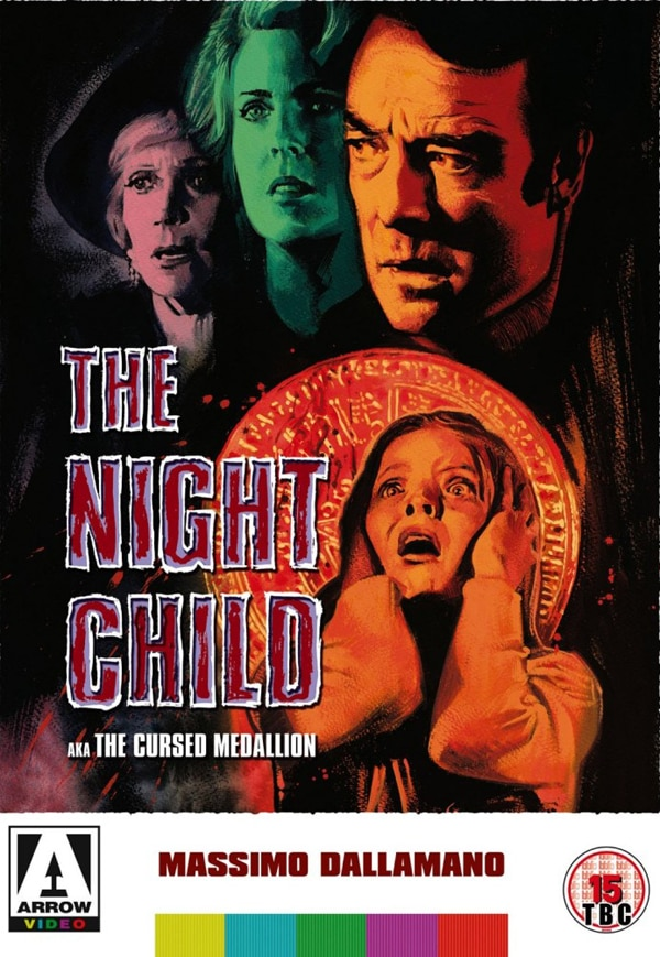 The Night Child (UK DVD)