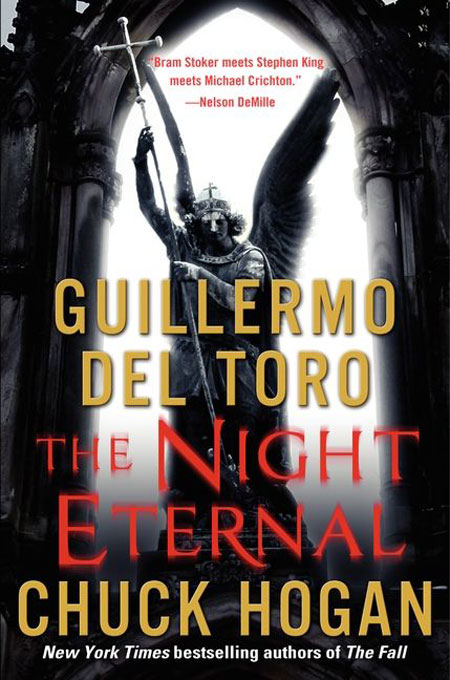 The Night Eternal: Book Three of the Strain Trilogy Arriving October 25th