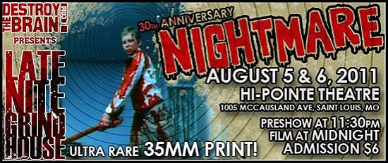 Late Nite Grindhouse Bringing a Nightmare to St. Louis