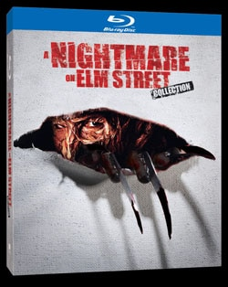 The Nightmare on Elm Street Collection (Blu-ray)