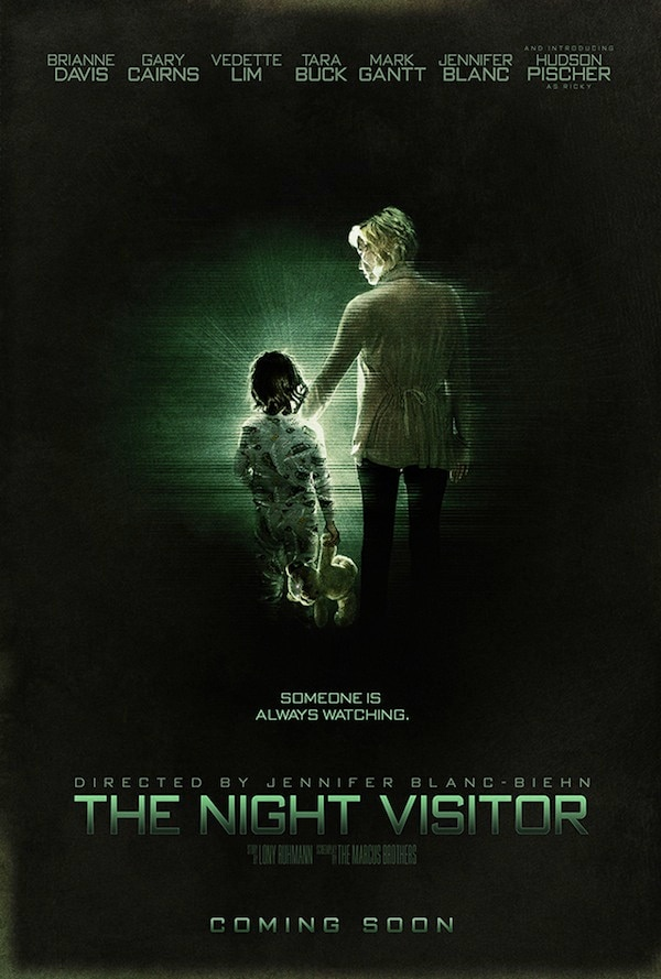 Jennifer Blanc's The Night Visitor