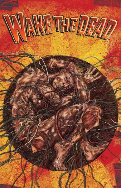 Exclusive: Steve Niles Talks Wake the Dead and More!