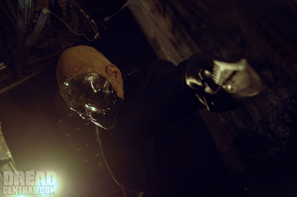 Exclusive: Set Visit, New Images, and Interviews: ChromeSkull: Laid to Rest 2 (click for larger image)