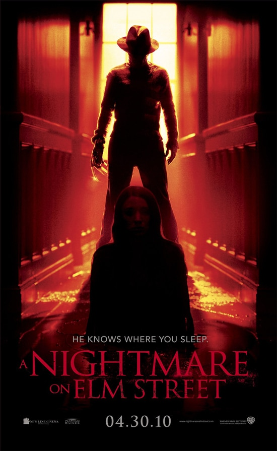 Another New A Nightmare on Elm Street Poster