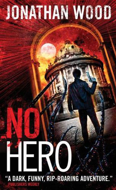 Titan Books Releasing Jonathan Wood's No Hero on March 14th
