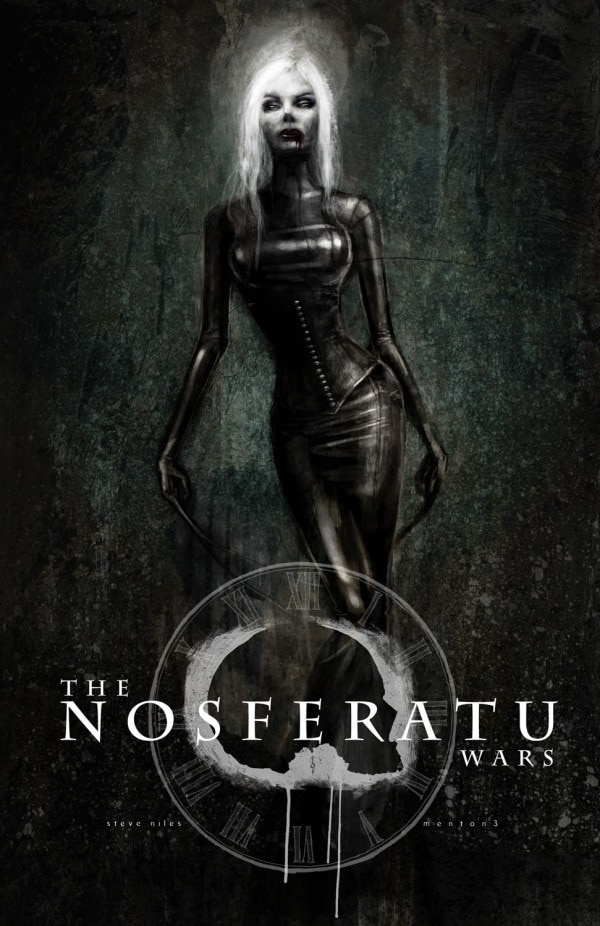 New Vampiric Tale Nosferatu Wars to Premiere in Dark Horse Presents Later This Year