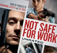 Not Safe For Work Safe for DVD in April