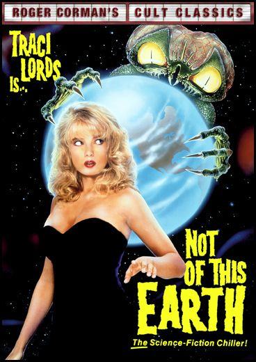 Shout! Factory Unleashing More Roger Corman Cult Classics - Not of this Earth, The Terror Within, and Dead Space