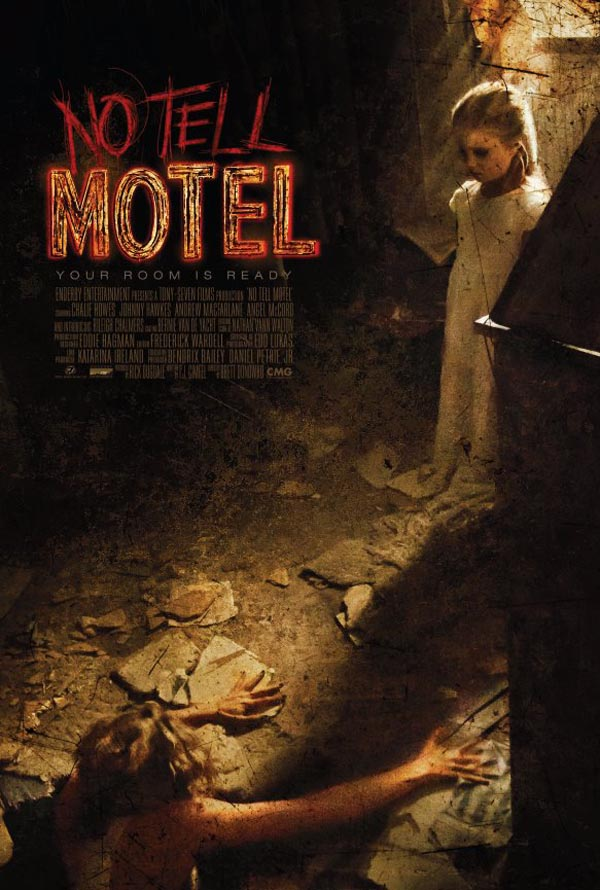 No Tell Motel Leaves the Fright on For You