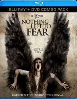 Nothing Left to Fear (Blu-ray / DVD)