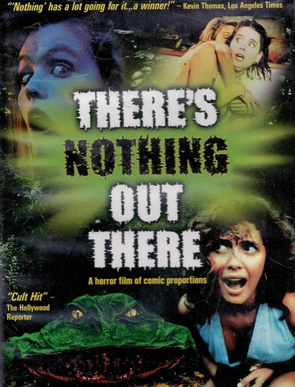 nothing - NewBev to Present Midnight Showing of There's Nothing Out There, May 26