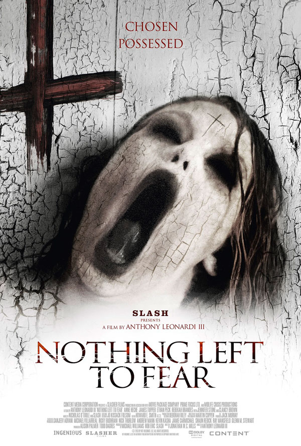 Nothing to Fear UK Poster