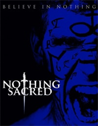 Nothing Sacred poster (click to see it bigger!)