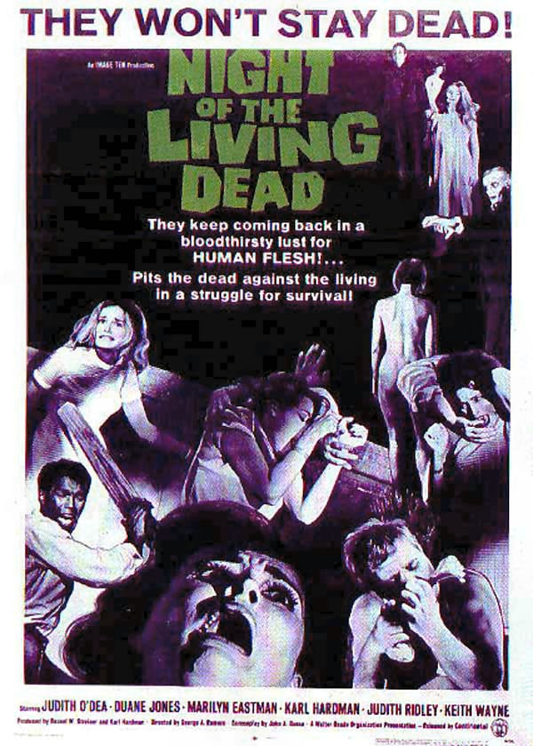 notld1 - Editorial: Night of the Living Dead 1990 Blu-ray Gives Fans the Blues