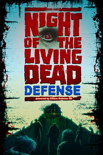 Board Up Your Windows and Doors! It's Time for Night of the Living Dead Defense