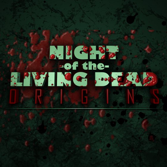 New Facebook Page and Title Treatment: Night of the Living Dead Origins