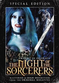 The Night of the Sorcerers DVD (click for larger image)