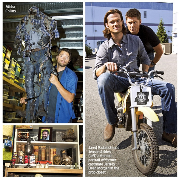 Go Behind The Scenes Of Game Of Thrones With The Stuntman: Go Behind The Scenes Of Supernatural Season 8