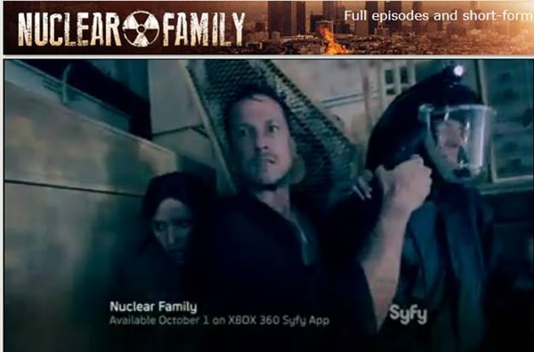 nucf - New Original Series Nuclear Family Launched by Syfy Digital