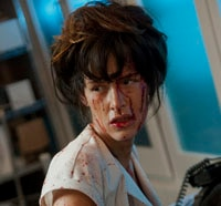 Paz De La Huerta is Undressed to Kill in New Nurse Images