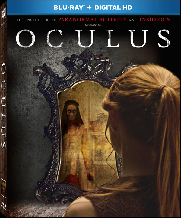 oculus blu ray - #SDCC14: Pre-Order Oculus and Receive a Limited Edition Hand Mirror