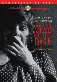 Don't Be Afraid of the Dark (1973)  on DVD