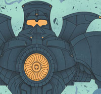 Odd City Reveals the Next Artist in its Limited Edition Pacific Rim Print Series