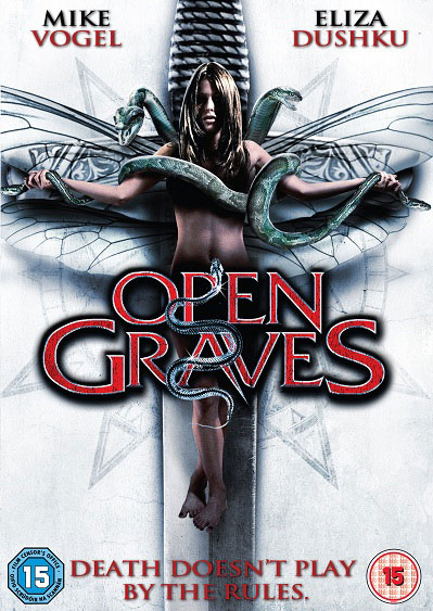 In the UK? Win Open Graves on DVD!