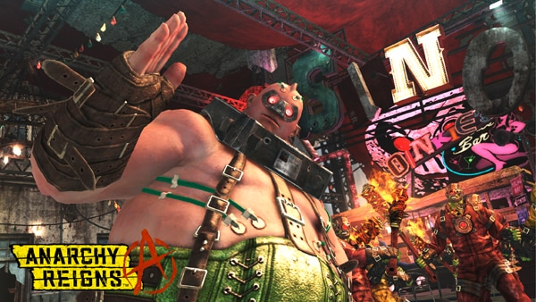 New Anarchy Reigns Character Trailer - Oinkie