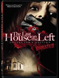 Last House on the Left DVD (click for larger image)