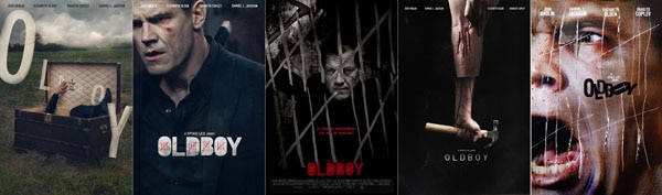 oldboy comps1 - Will Spike Lee Do the Right Thing in Poster Art Dispute?