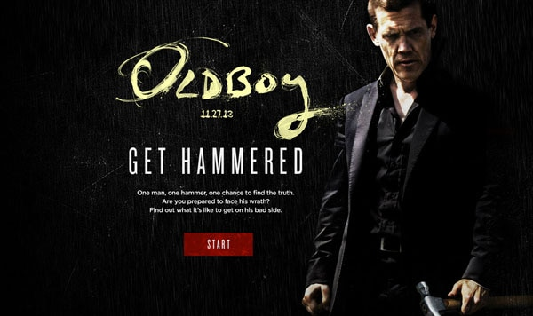 oldboy hammer - Get Hammered With Oldboy; Stare Again into The Devil's Eyes