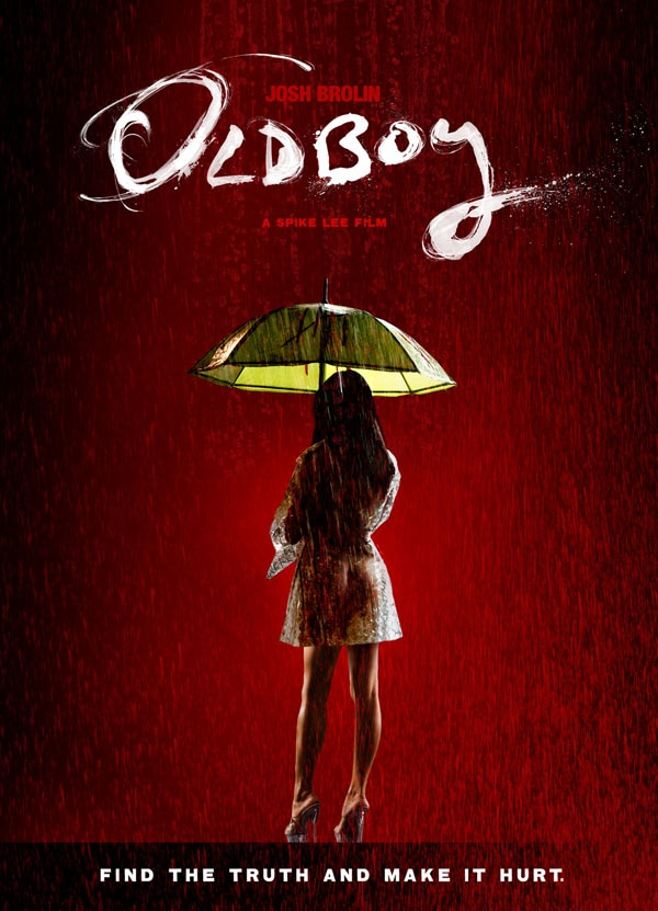 oldboy poster 3 - More New Oldboy Posters