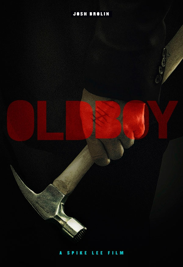 oldboy poster 5 - More New Oldboy Posters