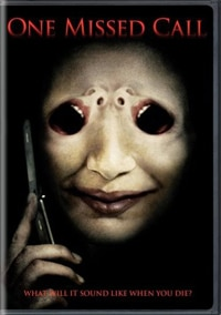 One Missed Call DVD review (click for larger image