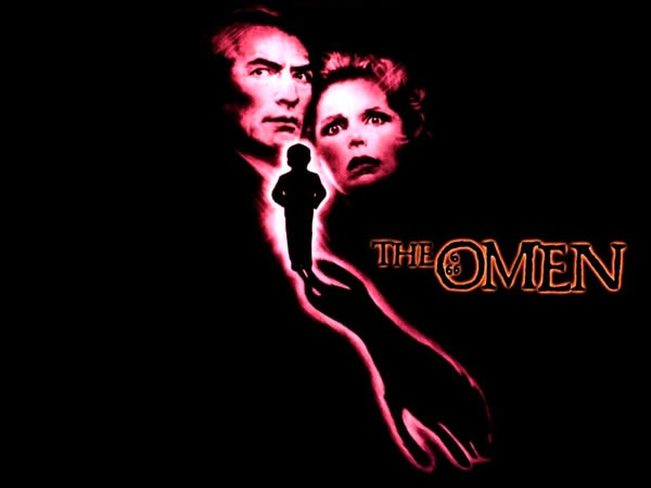 The Omen DVD (click for larger image)