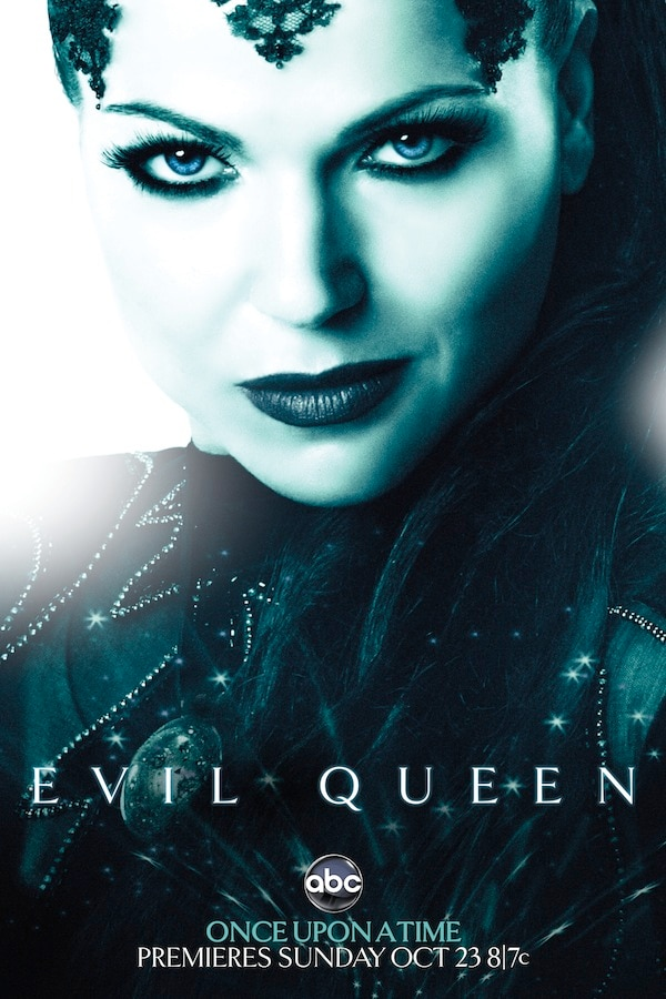 San Diego Comic-Con 2011: First Look At Five Once Upon A Time Posters