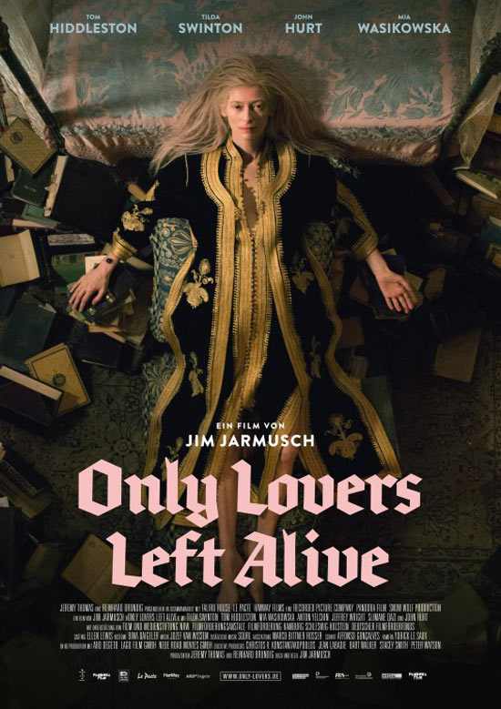 Jim Jarmusch's Only Lovers Left Alive