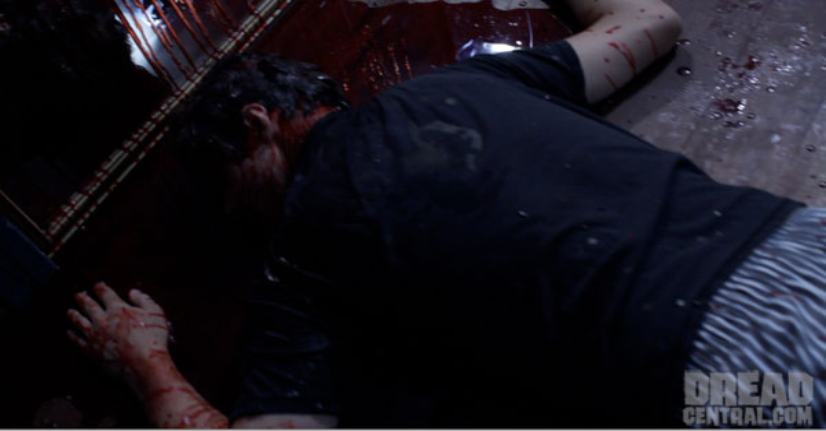 Bloody First Stills - Jeremiah Sayys' Opious