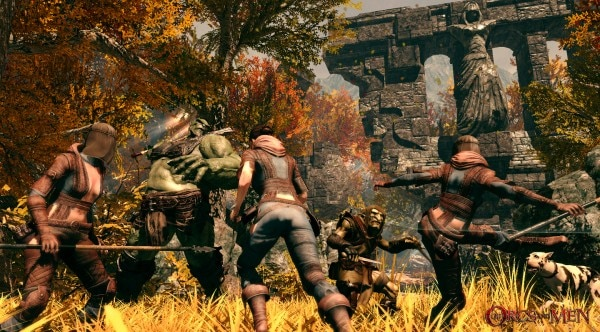 Of Orcs and Men Receives New Trailer and Website