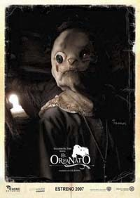 Creepy new poster for The Orphanage!