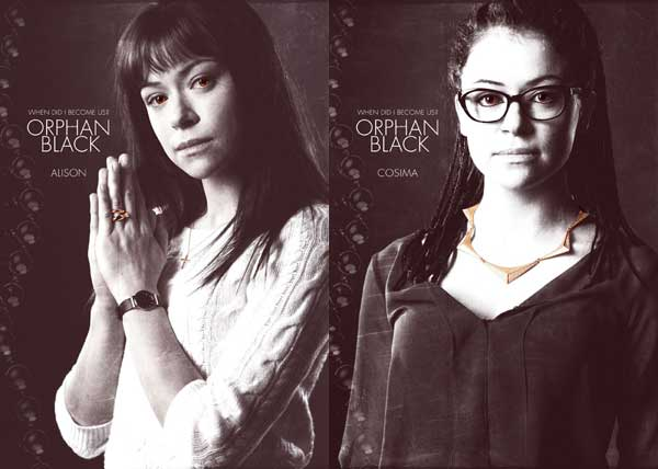 Trust Your Gut and Watch This Preview of Orphan Black Episode 1.02 - Instinct; Meet Four of the Clones