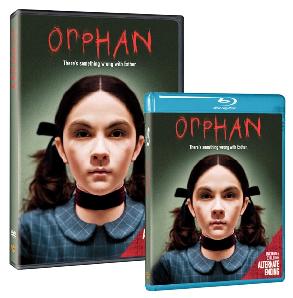 Win a Copy of Orphan on DVD