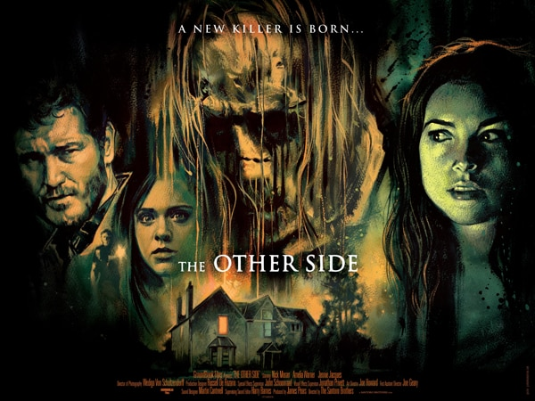 otherside - Short Film The Other Side Added to Grimmfest 2012; Submissions Close August 14th