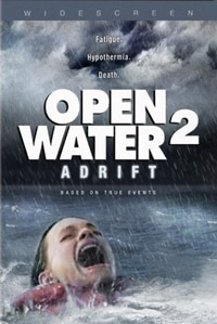 Open Water 2: Adrift DVD (click for larger image)