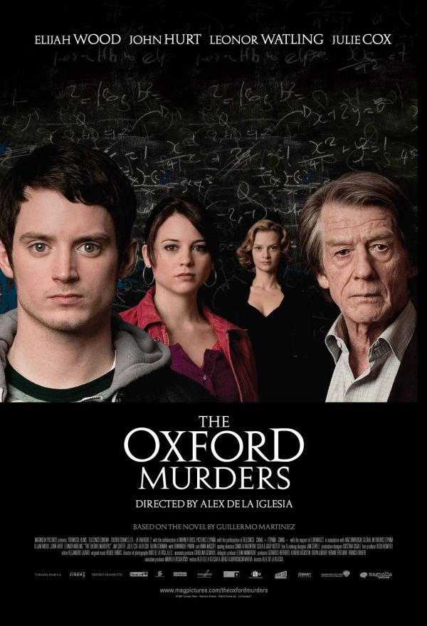 oxford - Trailer Debut: The Oxford Murders