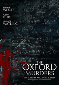 The Oxford Murders poster!