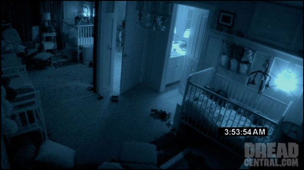 Paranormal Activity 2 - What's in The Mirror? We Investigate!