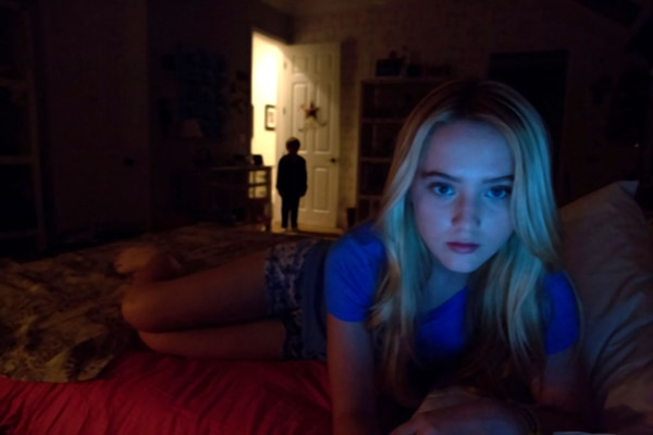 Evil Looms in the Distance in Latest Paranormal Activity 4 Still